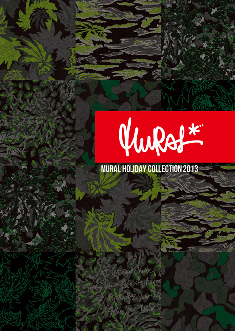 MURAL HOLIDAY COLLECTION / LOOK BOOK 2013