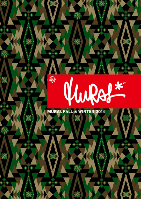 MURAL FALL & WINTER / LOOK BOOK 2014
